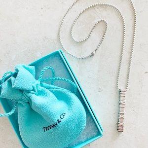 Tiffany & Co. Atlas Unisex Necklace